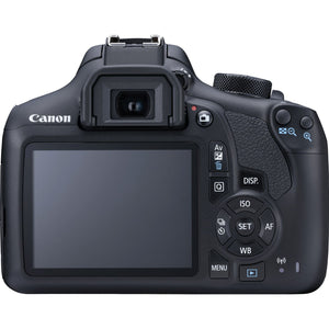 Canon EOS 1300D + 18-55mm IS II lens