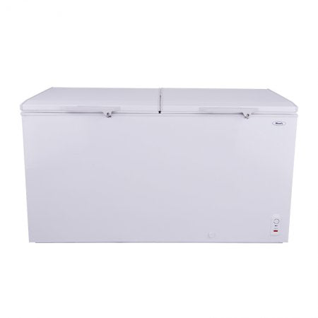 Aucma Chest Freezer BD-C447EFA with Free Rice Cooker