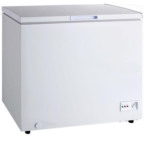 NEXUS CHEST FREEZER NX-315 White/Silver