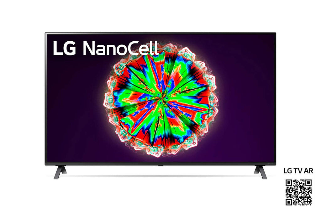 "LG 55"" Series, 4K Smart UHD LED NanoCell TV NANO80"