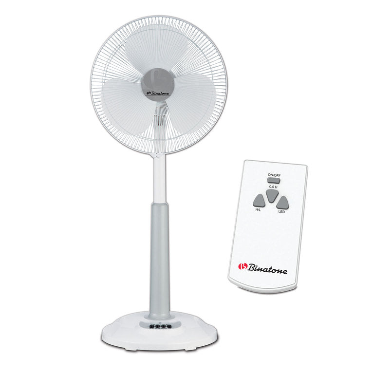 Binatone Rechargeable Fan RSF-1602/1602R