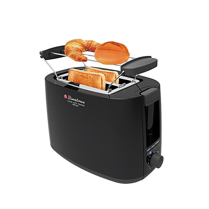 Binatone Two Slice Auto Pop up Toaster POP-212