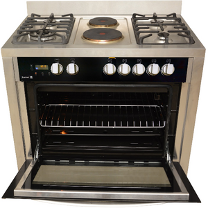 Scanfrost Gas Cooker SFCK-9423SS (4G+2E)