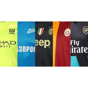 Clubside Jersey Assorted