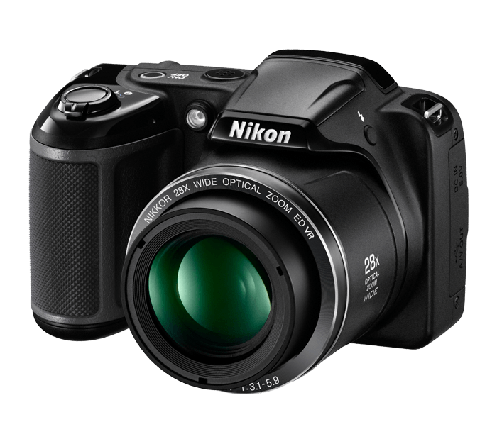 Nikon Coolpix L-340 Digital Camera