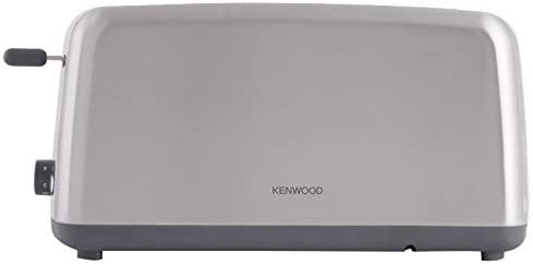 Kenwood 4 Slice Pop up Toaster stainless steel TTM-470