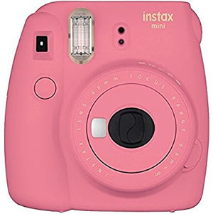 Fujifilm Instax Mini 9 Instant Camera Film Cam With Selfie Mirror