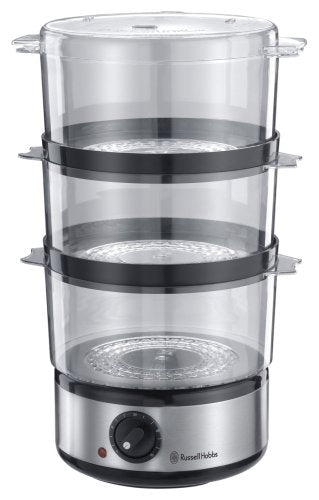 RUSSELL DEEP FOOD STEAMER COMPACT-14453