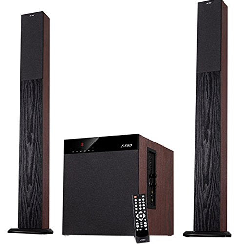 FD Tower Speakers W/ Subwoofer T-400X
