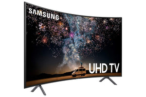 "Samsung 49"" 4K Smart Curved UHD LED TV UN49RU7300"