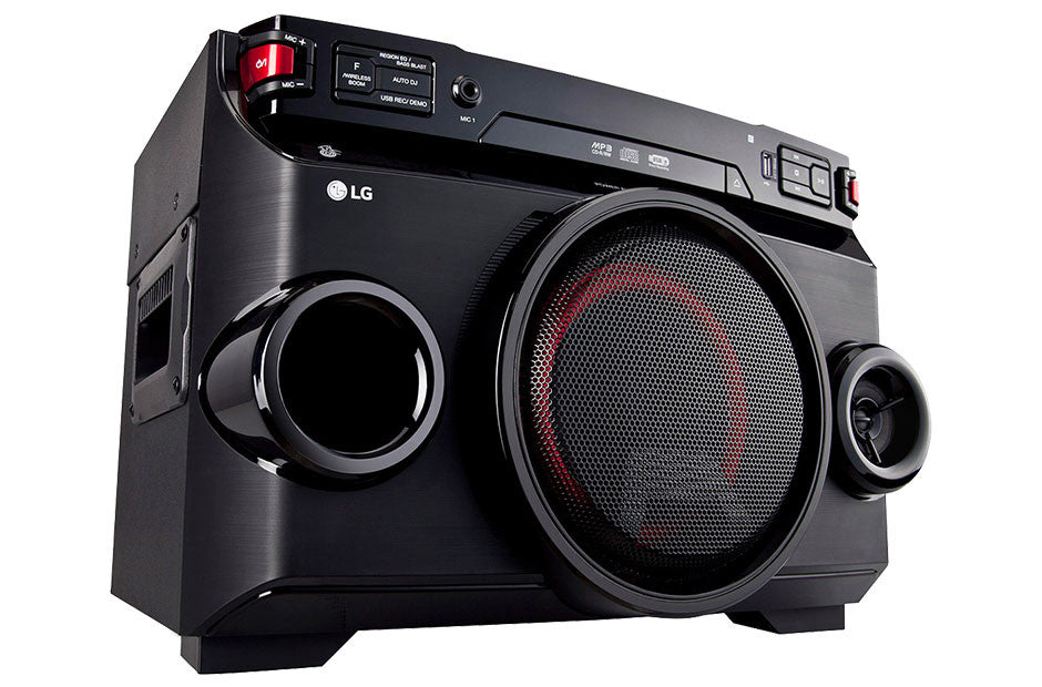 LG Home Theatre System OM-4560