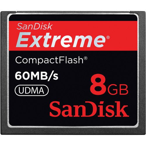 SanDisk Extreme Compact Flash Card