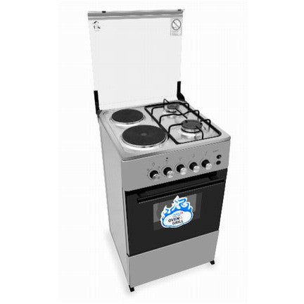 Scanfrost Gas Cooker SFCK-5222  (2G +2E)