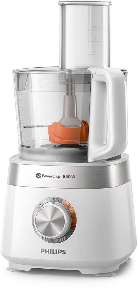 PHILIPS Viva Collection Compact Food Processor HR 7530/01
