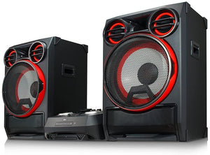 LG CK99 5000W LOUDR Hi-Fi Entertainment System with Karaoke Creator
