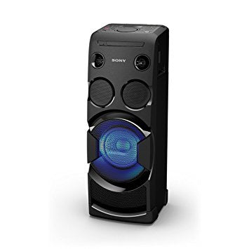 Sony High Power Home Audio System MHC V44D (BLACK)