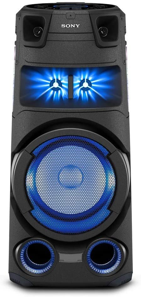 Sony MHC-V73D High Power Bluetooth® Party Speaker with omnidirectional party sound and light