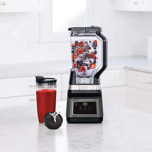 Ninja 2-in-1 Blender with Auto-iQ (BN750UK)