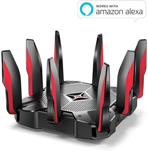 TP-Link AC5400 Tri Band WiFi Gaming Router(Archer C5400X)  Wireless Router