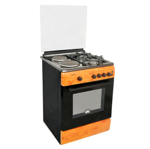 Scanfrost Cooker CK-6222NG (2G+2E)