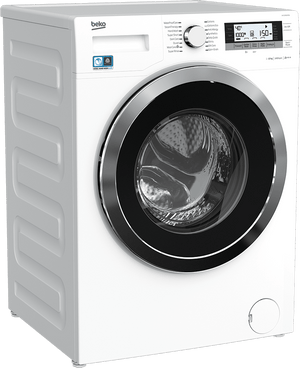 Beko EcoSmart WY124854MW 12Kg Washing Machine