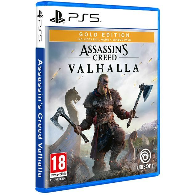 SONY PS5 GAME ASSASSINS CREED VALHALLA