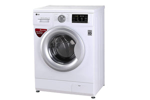 LG 6.5Kg Front Loader Automatic Washing Machine 2J3WDNPO