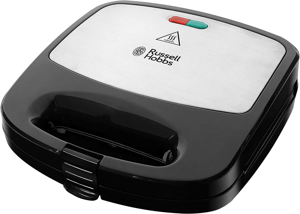 Russell Hobbs 3-in-1 Sandwich/Panini and Waffle Maker RU-24540