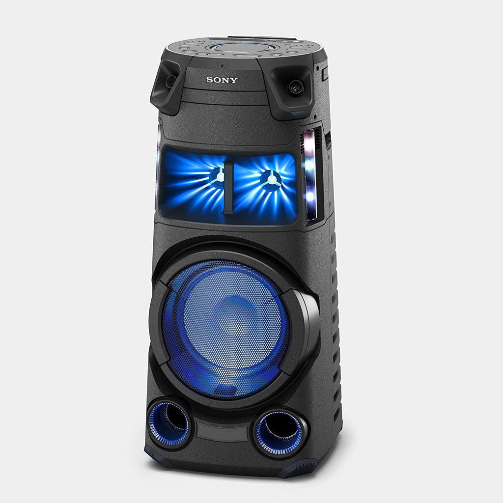 Sony MHC-V43D High Power Party Speaker with Bluetooth Technology (Karaoke,Gesture Control, Party Light)