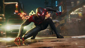 Sony PS5 Game Marvel's Spider-Man: Miles Morales