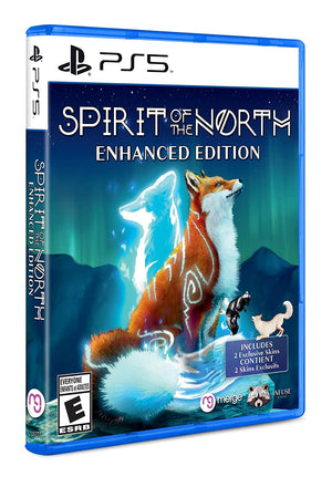 Sony PS5 Game Spirit of The North