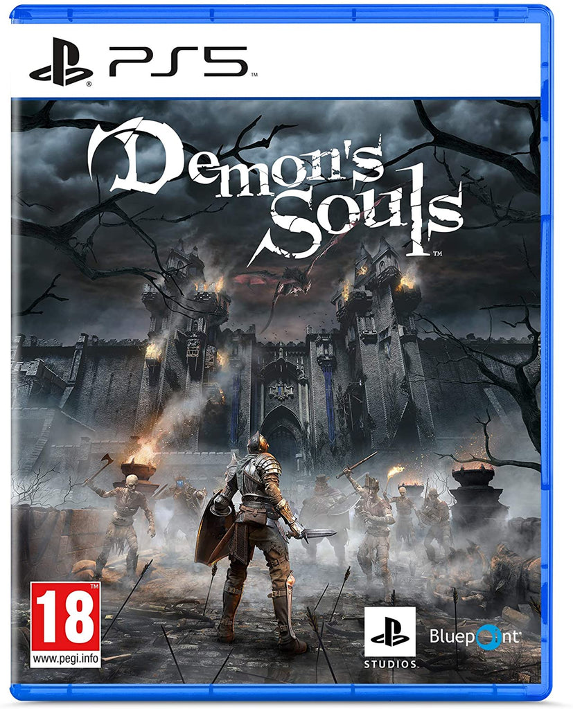 SONY PS5 GAME DEMONS SOULS