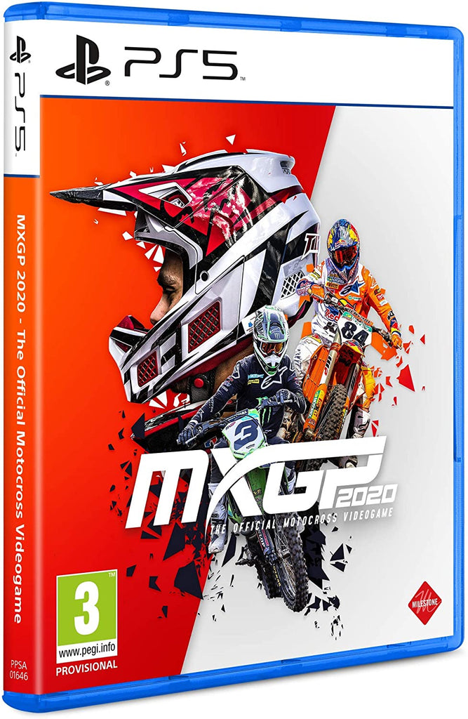 Sony PS5 Game MXGP 2020