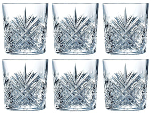 Cristal D'Arques Masquerade Whisky Glass (300ml) - Set of 6