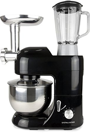 Andrew James 5.2L Multifunctional Stand Food Mixer