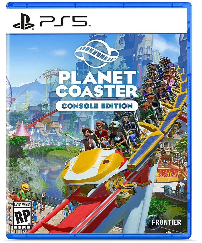 Sony PS5 Game Planet Coaster