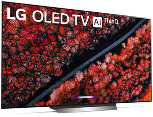 "LG 77"" 4K Ultra HD Smart OLED TV (2019)  Alexa Built-in C9 Series OLED77C9PUB"