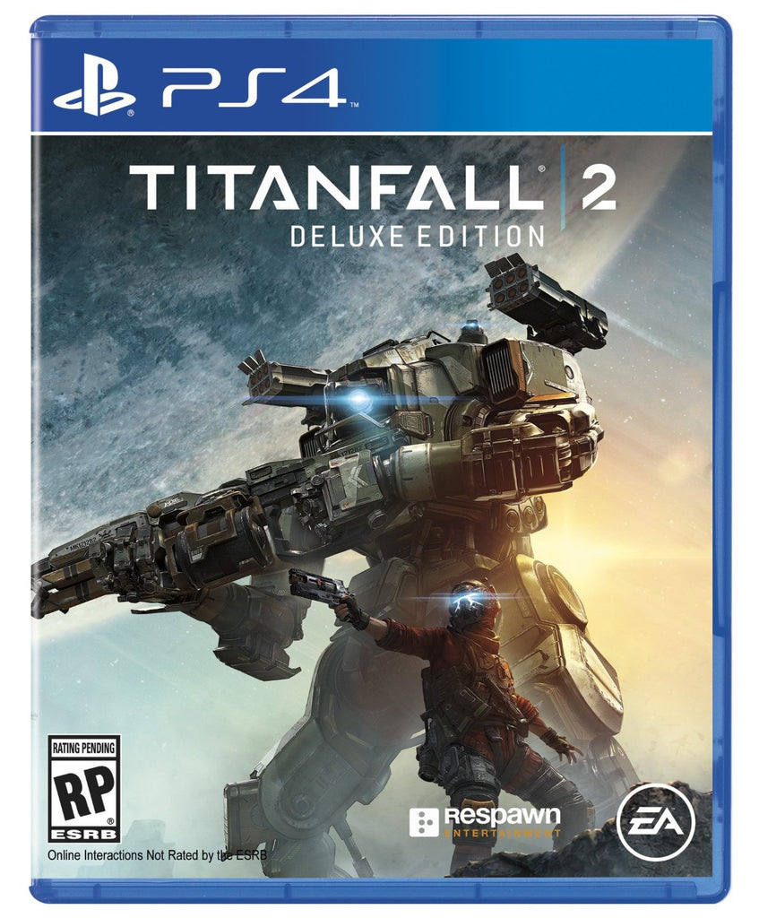 Sony PS4 Game Titanfall 2