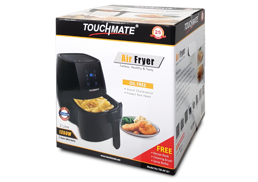 TOUCHMATE AIR FRYER AF-101