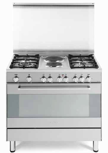Elba Gas Oven Cooker E9SEX788 4G+2E