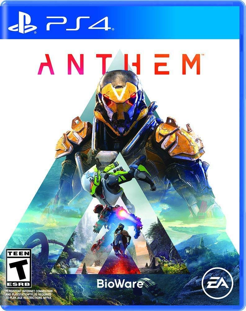 Sony PS4 Game Anthem