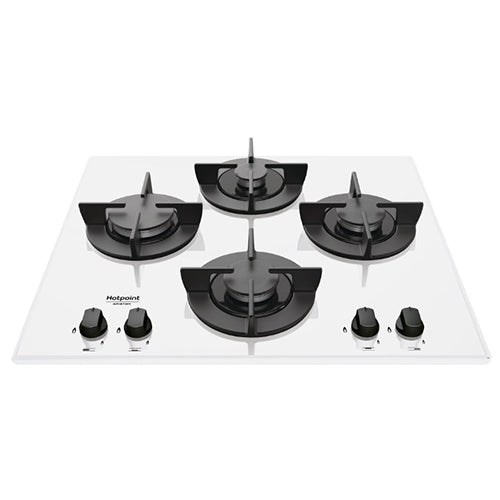 Ariston DD642 4Gas Burner Gas-on-Glass Hob