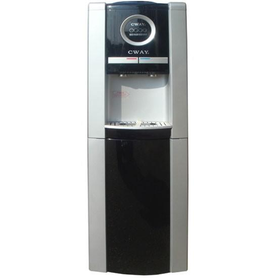 C-Way Water Dispenser with Refrigerator 58B15HL