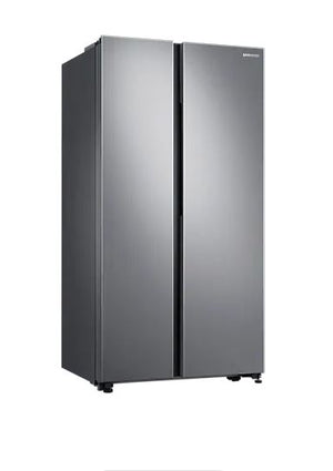 Samsung Side By Side Refrigerator RS-62R5001M9UT