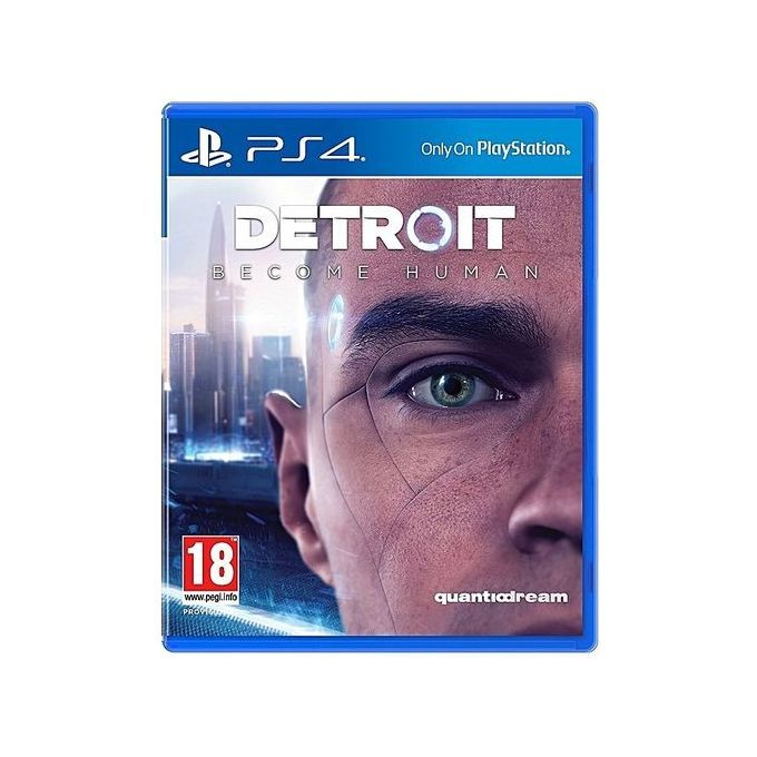 SONY PS4 GAME DETROIT