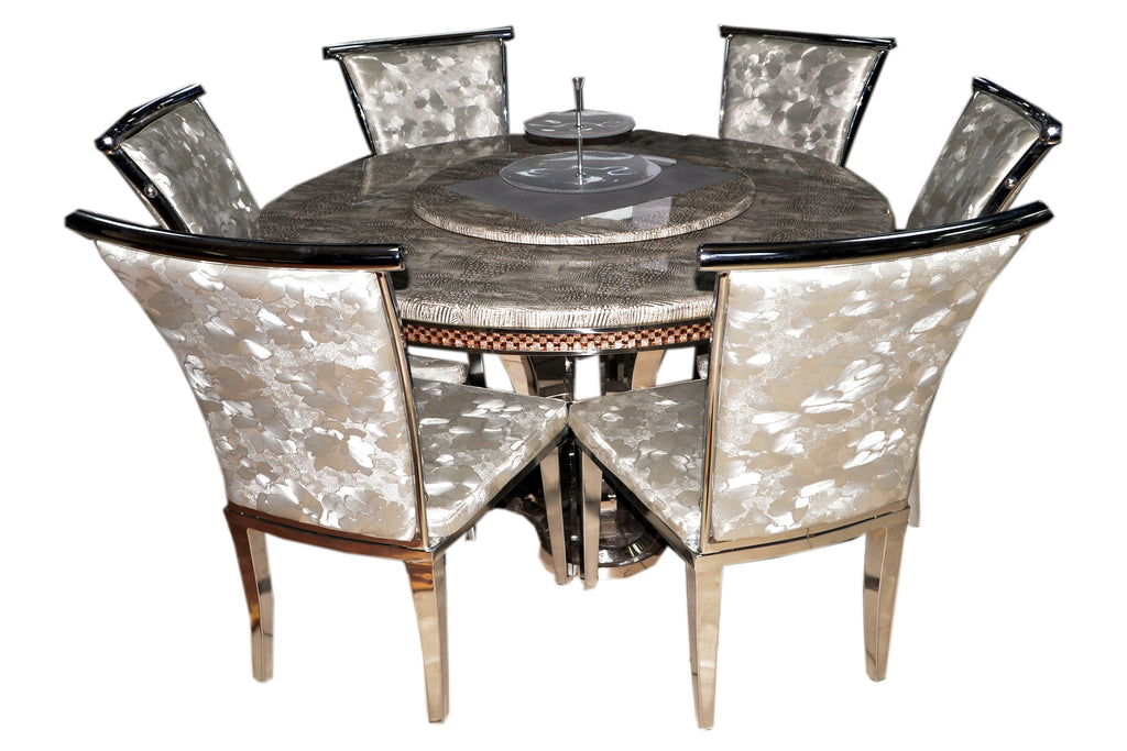 LNC Dining Table (Round)