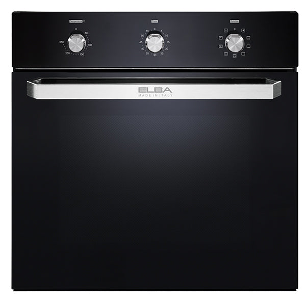 ELBA ELECTRIC OVEN ELIO 210-969 BLACK