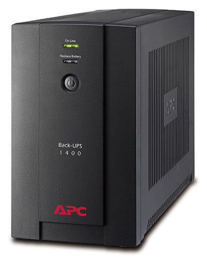 APC Back Up UPS BX1400UI 1400VA