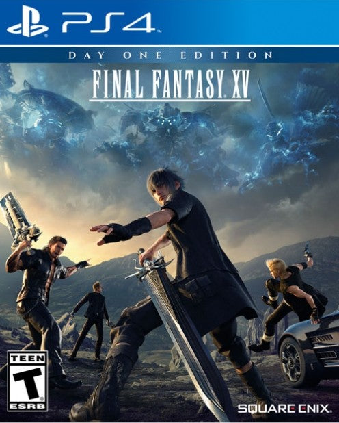 Sony PS4 Game Final Fantasy XV