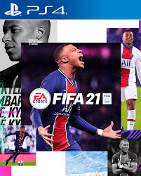 SONY PS4 GAME FIFA 2021